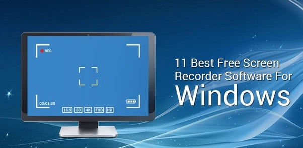 Which is the best screen recording software for a Windows 10