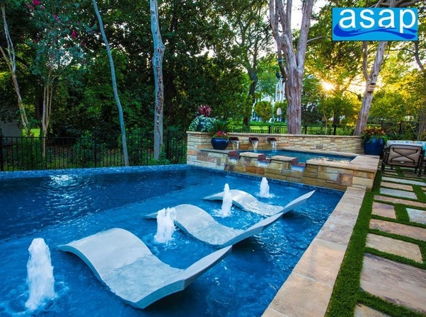what are some recent innovations in swimming pools quora