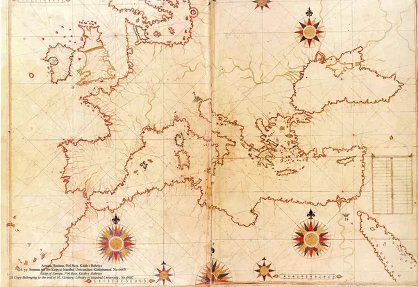 How were maps made before satellites quora the piri reis map is a pre modern world map compiled in 1513 from military intelligence by the ottoman admiral and cartographer piri reis gumiabroncs