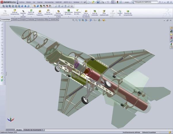 Best Free Aircraft Design Software