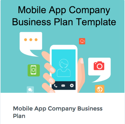 Is there a great sample business plan for a mobile app startup quora mobile app company business plan black box business plans wajeb Gallery