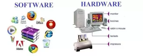 What Is The Difference Between Software And Hardware Quora
