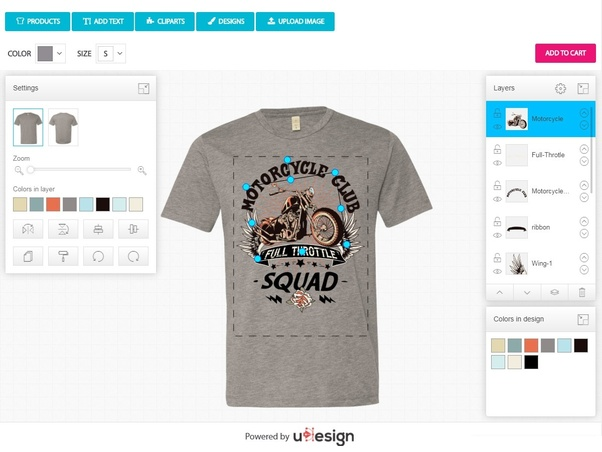 What T Shirt Design Tool Is The Best For Customization Quora