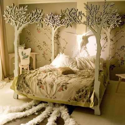(Source: Fantasy Furniture That Lets You Wake Up In A Dream)