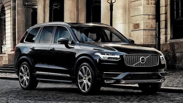 Luxury Midsize Bmw X5 Or Volvo Xc90