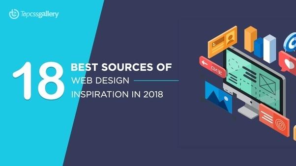 Where can I get web design ideas? - Quora
