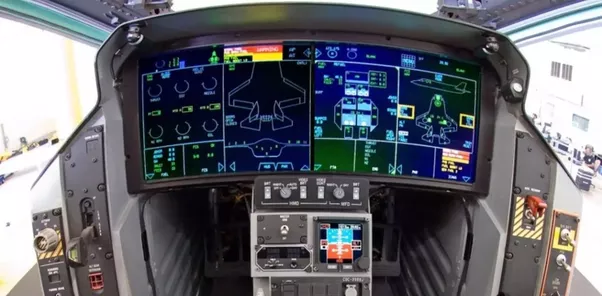 Does The F 35 Have A Better Cockpit Than The F 22 Quora