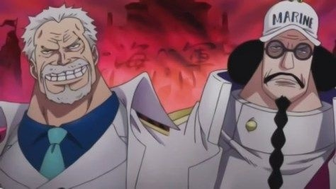 How Powerful Are Sengoku And Garp In One Piece Quora