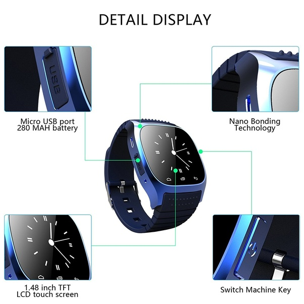 b wearable watches devices technology cg electronics wt tracker com amazon activity category running
