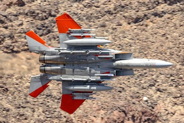What are the advantages of revamping and producing new F15s in the