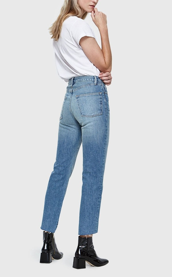 womens jeans with big pockets