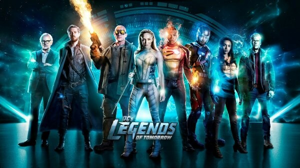 Apart from The Flash, which are the other popular shows that