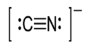 what is the oxidation number of cn