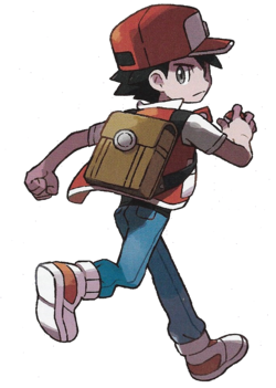 Did Red catch all 151 Pokémon? If he did, how did he catch the