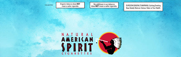 What are all the flavors of Native American Spirit Cigarettes, and