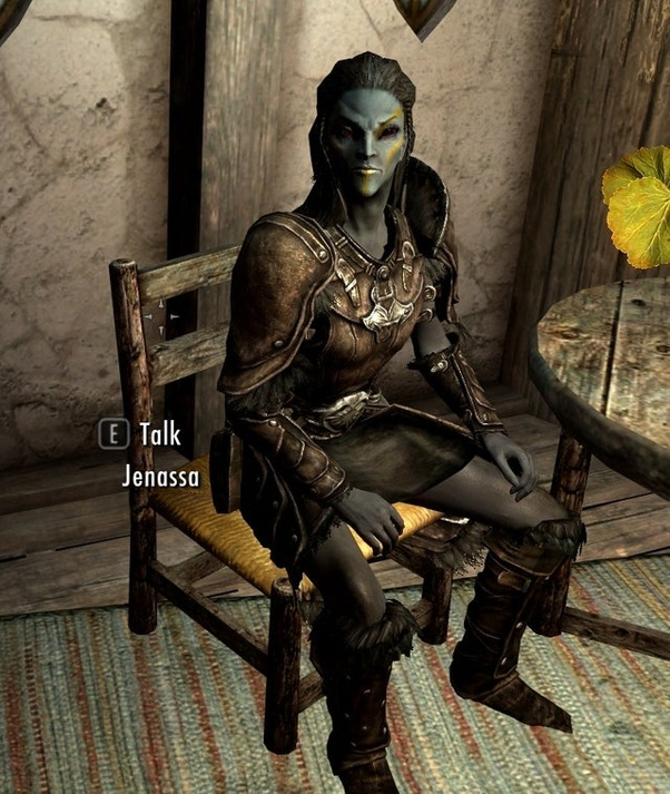 Who is the best wife in Skyrim? - Quora