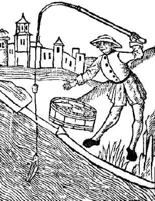 What Did Fishing Rods Look Like During The Middle Ages Quora