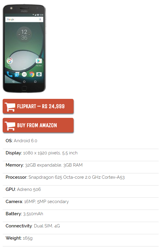 What is the best phone costing 25k or less? - Quora