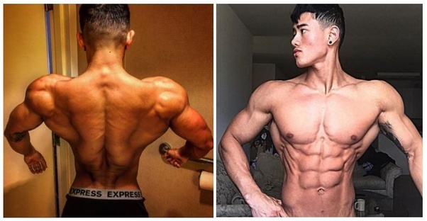 How to make v shape body without gym