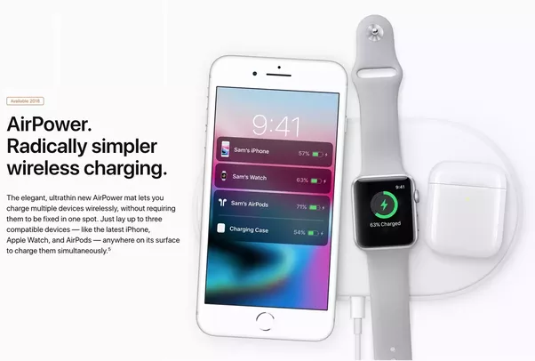 What is your opinion of Apple's AirPower wireless charging