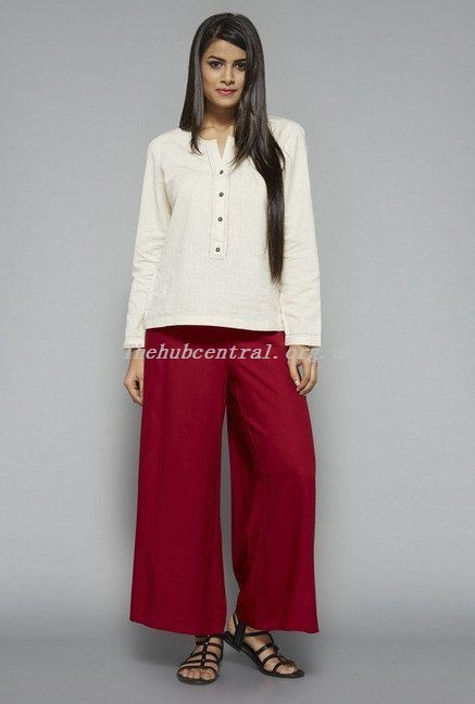 29b702cae1 What colour top looks good on dark pink palazzo pant? - Quora