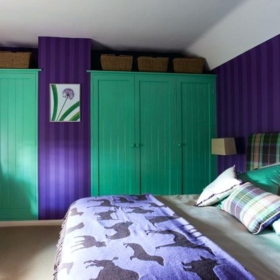 Are Teal And Purple Good Colors To Use Together For Interior