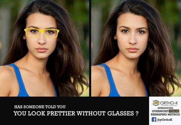Do guys like girls with glasses