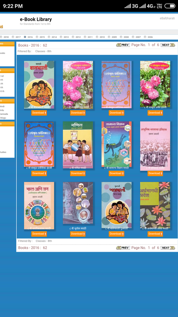 How To Download The Old Ssc Textbooks Of Maharashtra Quora