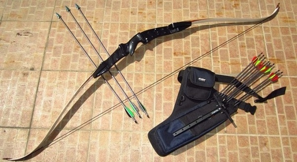 How fast is a recurve bow FPS? - Quora