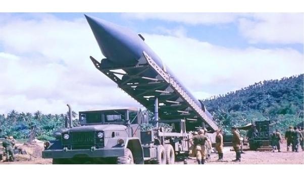 Missile R12 Caribbean crisis