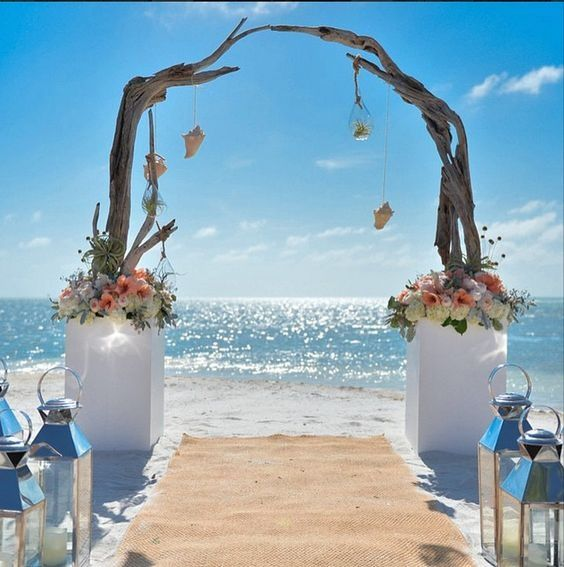Bahamas Weddings Are A Perfect Option If You Looking For Natural Backdrop With Glittering Water At The Back And Evening Sunset