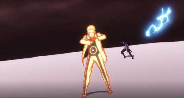 What did you think about the Momoshiki vs  Naruto and Sasuke fight