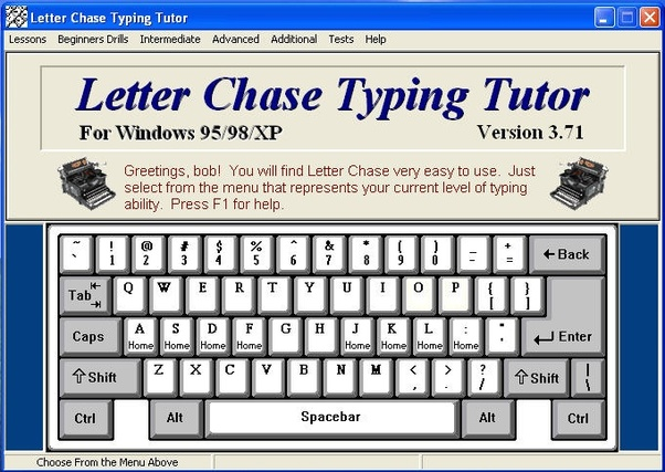 What is the best typing tutor app for a PC? - Quora