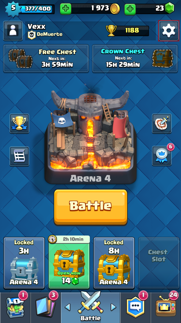 How to transfer my Clash Royale account to a new phone - Quora