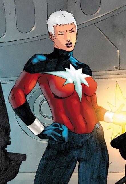 Resultado de imagen para capitana marvel gay