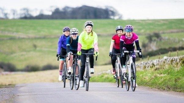 Ciclismo y perdida de peso repentina