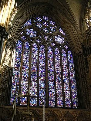 Large Windows Are A Distinctive Characteristic Of Gothic Architecture And Developed From Simple Openings To Immensely Rich Decorative Stained Glass