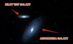 What is outside the Milky Way Galaxy? - Quora