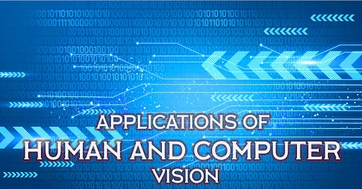 What is the difference between human vision and computer