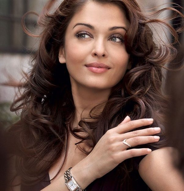 Now, coming back to your question, there are millions of women out there, zillions who are more beautiful than Aishwarya and perhaps even more than my ...