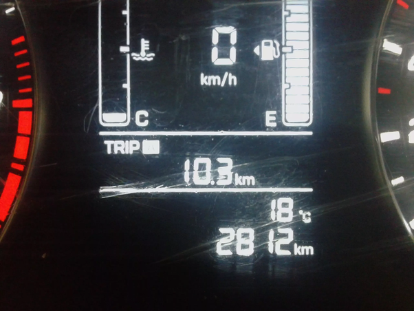 What is the Mileage and yearly average maintenance cost of
