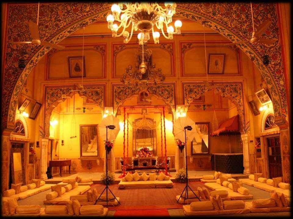 How Much Does A Wedding At City Palace Jaipur Or Rambagh Palace