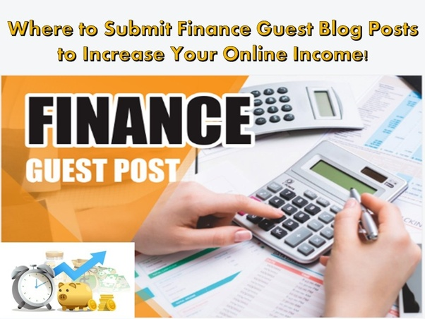 What are the best free guest posting sites for financial services