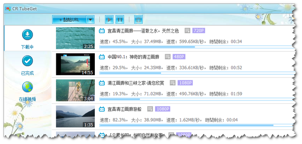 While downloading a video from BiliBili using youtube-dl, I