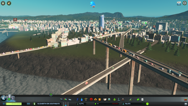 What is a more complex game: Cities: Skylines or SimCity