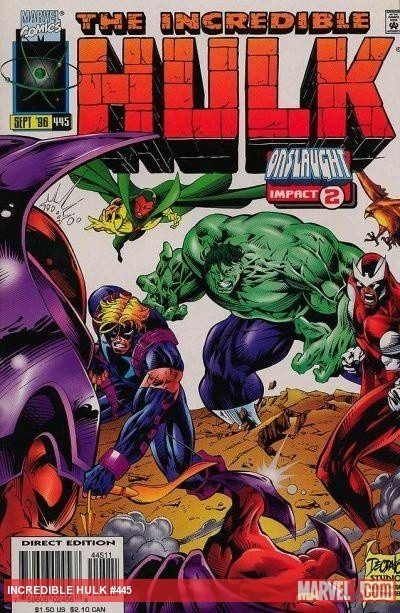 Who would win and why: The Hulk vs. Onslaught? - Quora