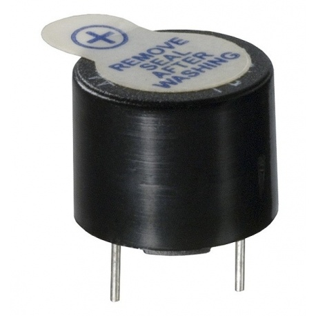 How to make a wireless buzzer where I click a button from