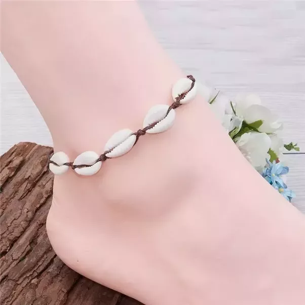 ring for string beach pretty unique thumb ankle beads toe on bracelets jewellery anklet ksvhs feet sale
