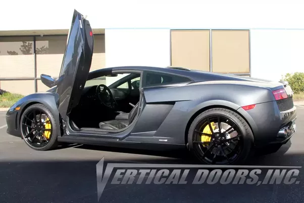 Lamborghini Gallardo Door Kit by Vertical Doors Inc  sc 1 st  Quora & Is it worth adding scissor doors to a Lamborghini Gallardo Spyder ...
