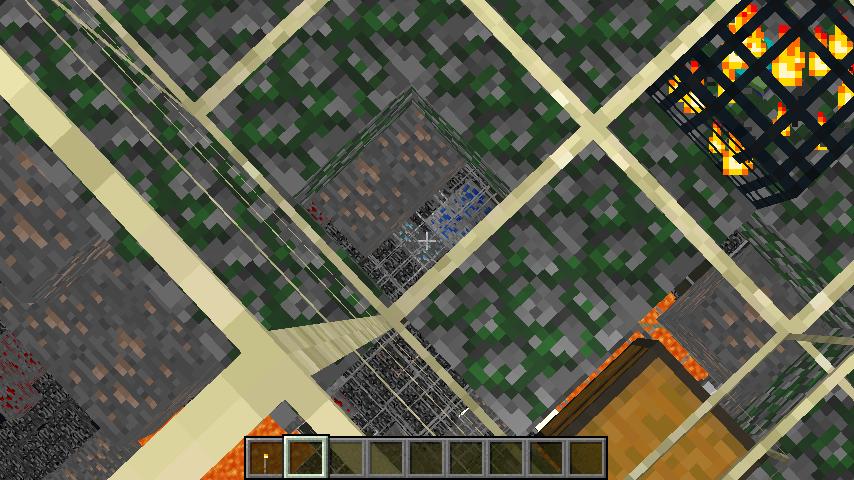 Does Minecraft have an underground viewing glitch? - Quora
